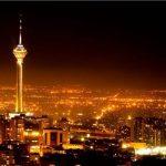 خیابان های تهران