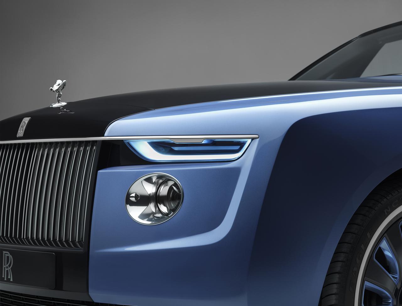 رونمایی رولزرویس از گرانقیمت ترین خودرو جهان