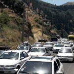 ورود ۷۵ هزار خودرو در تعطیلات ۶ روزه به گیلان و مازندران