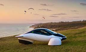 خودروی خورشیدی اپرتا Sol