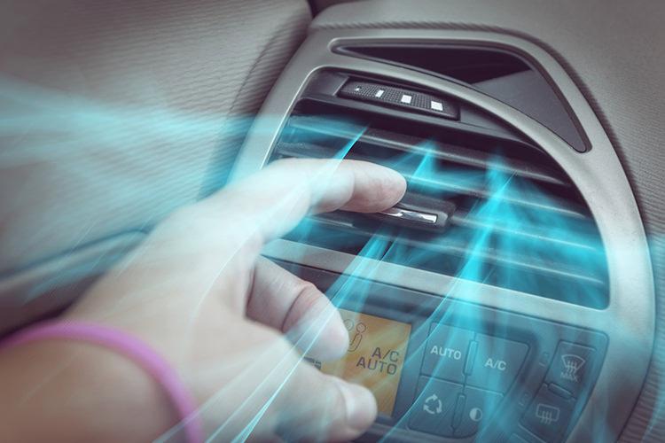 نکات و ترفندهایی در مورد کولر اتومبیل (AC)