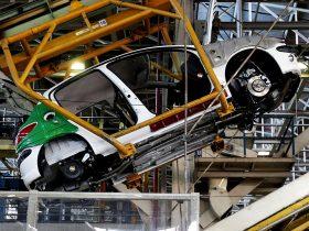 افزایش تولید خودروسازان به بیش از ۲۸۹ هزار دستگاه